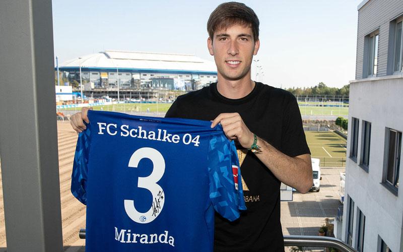Juan Miranda - Schalke04.de