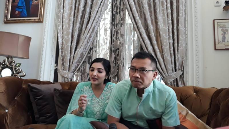 Ashanty dan Anang Hermansyah. JIBI/Bisnis - Ria Theresia Situmorang