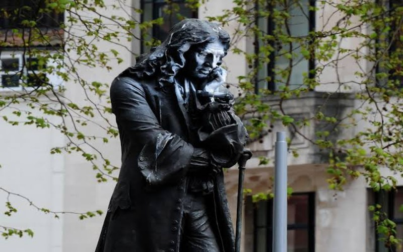 Patung Edward Colston