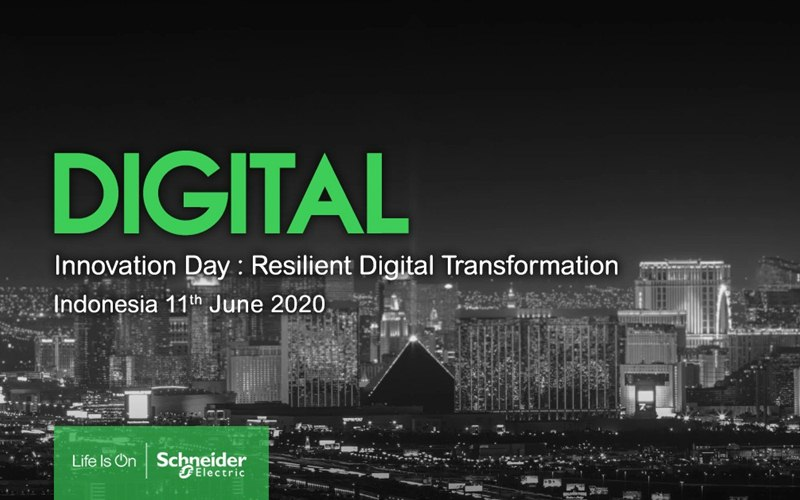 Schneider Electric Innovation Day 2020 - Istimewa