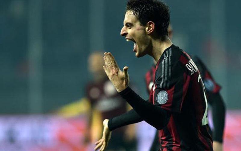Gelandang serang AC Milan Giacomo Bonaventura - Bleacher Report