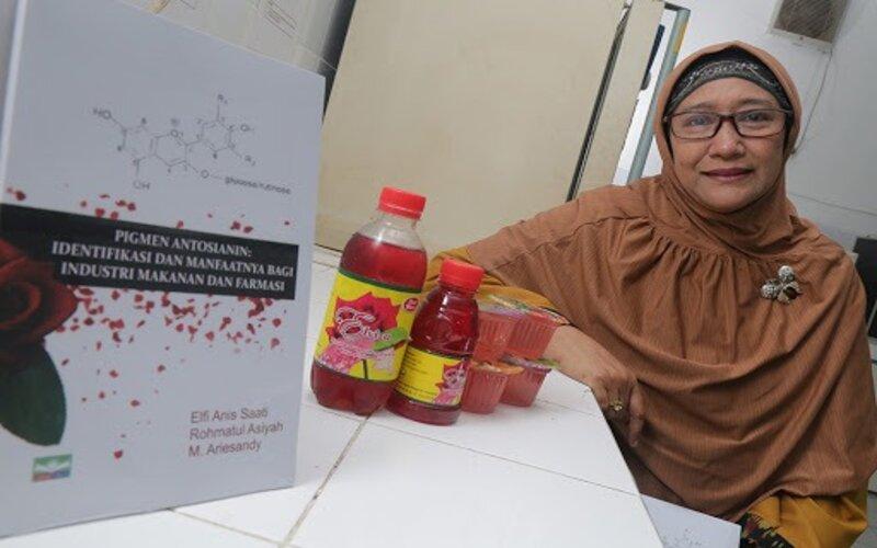 Guru Besar Teknologi Hasil Pangan Universitas Muhammadiyah Malang (UMM) Prof Elfi Anis Saati. - Istimewa