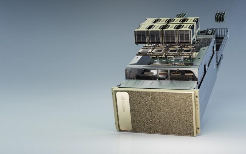 Prosesor AMD EPYC Generasi ke-2 - Nvidia