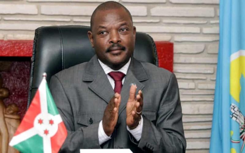 Presiden Burundi