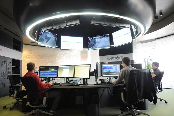 Kaspersky Cybersecurity Index - Istimewa