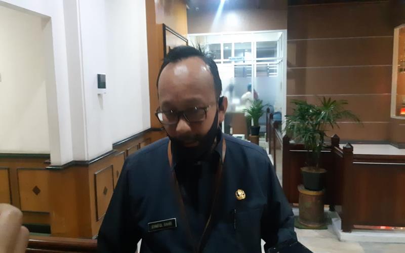Asisten I Sekretariat Kota Balikpapan, Syaiful Bahri. JIBI - Bisnis/Jafry Prabu Prakoso