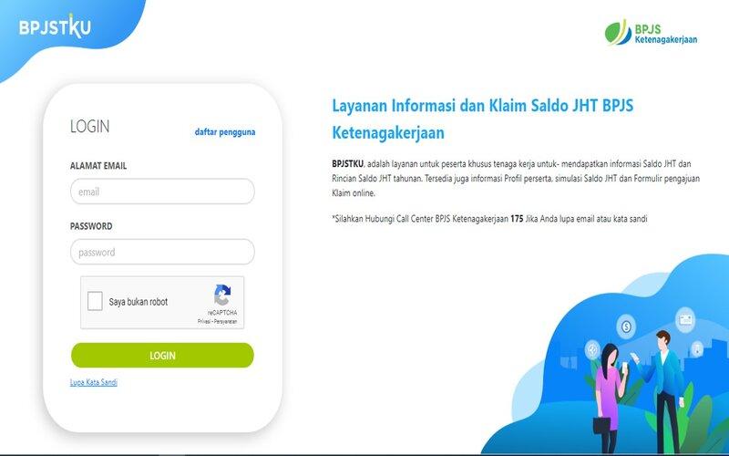 Cara Menggunakan Aplikasi Bpjstku Untuk Cek Saldo Jht Secara Online Zuckici Com