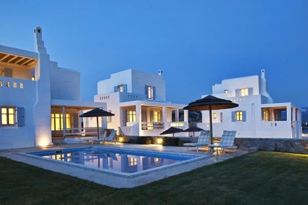 Ilustrasi: Hotel Stelidas di Kepulauan Naxos-Yunani. - boutiquehomes.com