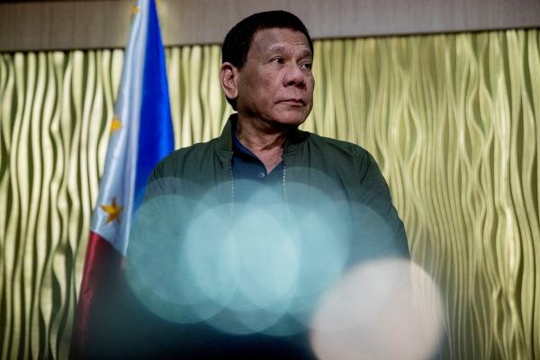 Presiden Filipina Rodrigo Duterte. - Reuters/Andrew Harnik