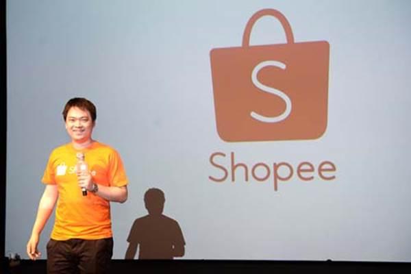 Chris Feng, bos Shopee - Twitter.com