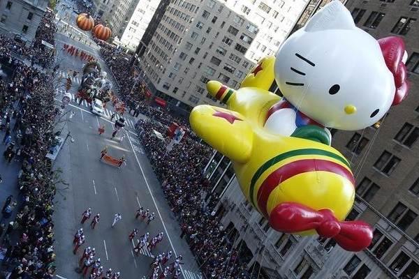 Hello Kitty - Reuters