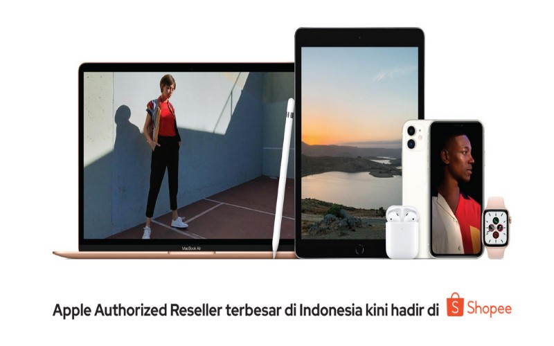 Apple Kini Buka Official Shop Di Ecommerce Ekonomi Bisnis Com