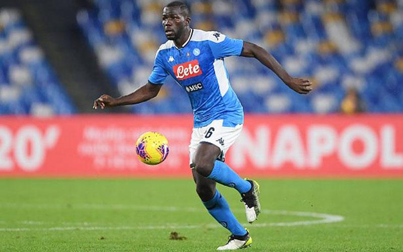 Bek Napoli Kalidou Koulibaly - Daily Star