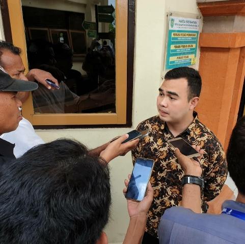 Kuasa hukum Alfort Capital Limited Sendi Sanjaya  -  Istimewa