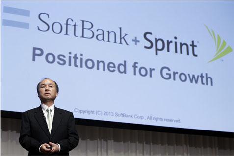 Bos SoftBank, Masayoshi Son