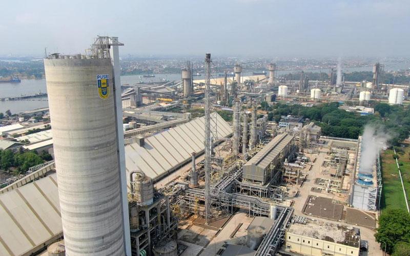 Pabrik Pupuk Indonesia. - Dok. Istimewa/PT Pupuk Indonesia (Persero)