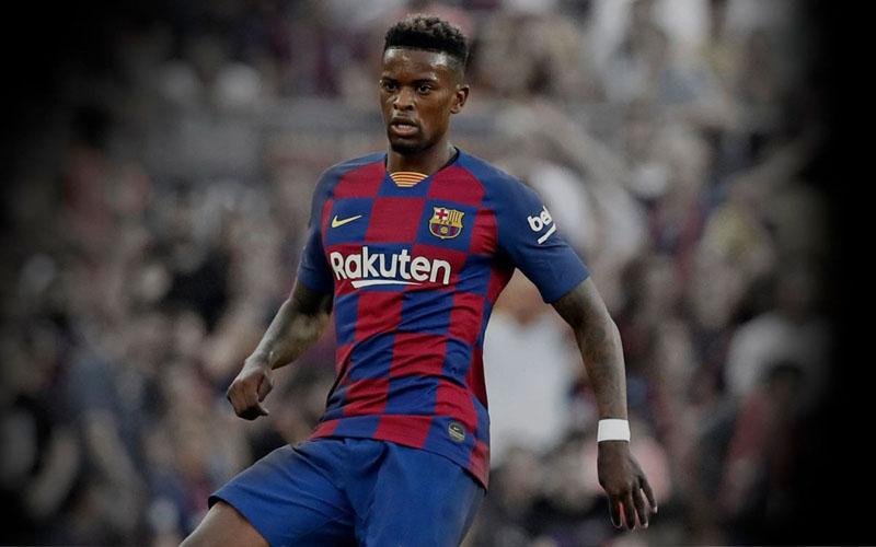 Bek Barcelona Nelson Semedo. - FCBarcelona.com