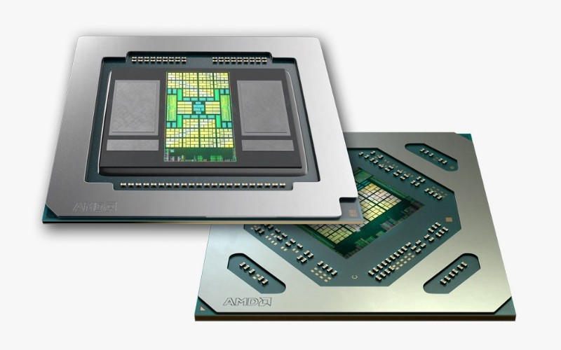 AMD Radeon Pro 5600M - AMD