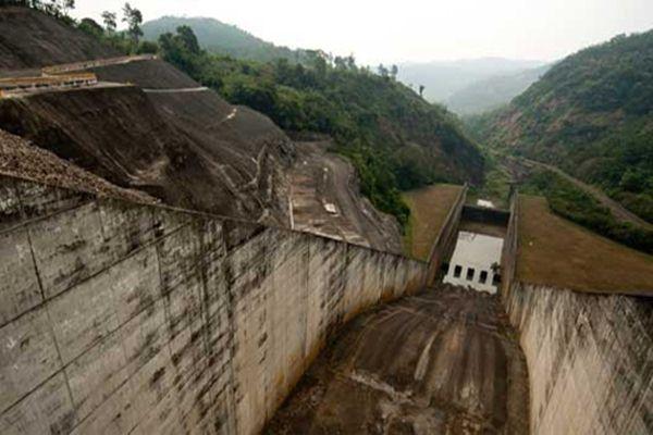 Ilustrasi pembangunan PLTA Sungai. - Kemendagri
