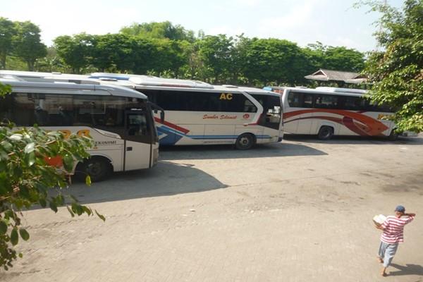 Ilustrasi - Terminal Purbaya Madiun, Jawa Timur. - Bisnis/Istimewa