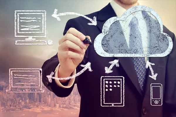 Ketika dilakukan dengan benar, teknologi awan memungkinkan keamanan difasilitasi sesuai skala yang dibutuhkan dan dibuat lebih mudah beradaptas.  - Telkomsigma