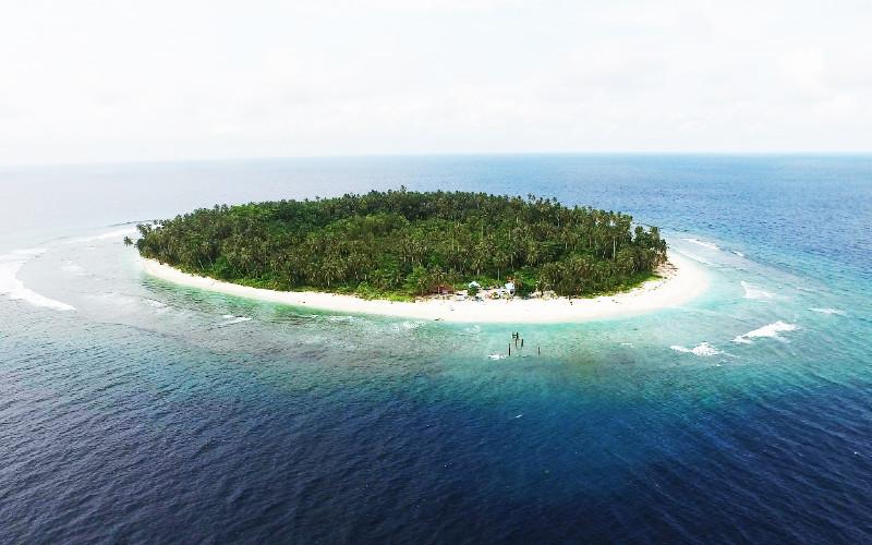 Taman Wisata Perairan (TWP) Pulau Pieh.  - KKP