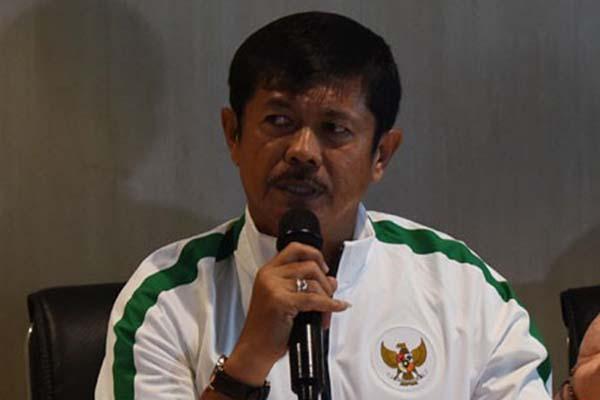 Indra Sjafri - Antara/Akbar Nugroho Gumay