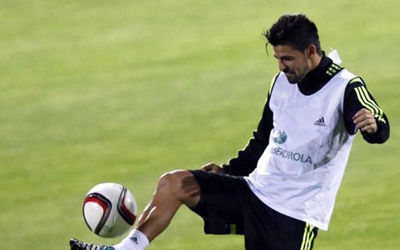 Pemain Celta Vigo Manuel Agudo Duran alias Nolito. - Reuters