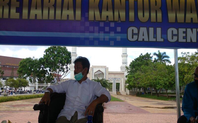Kepala BP Batam, Muhammad Rudi. - Bisnis/Bobi Bani.