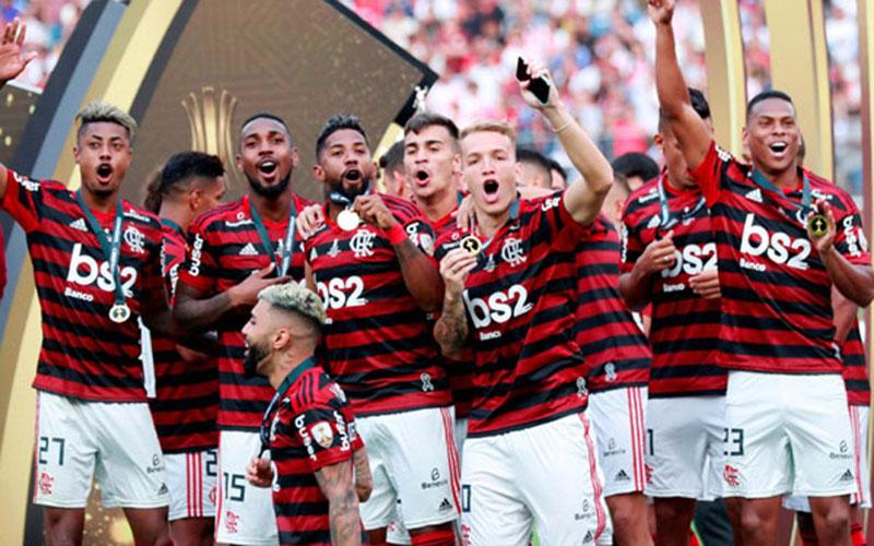 Flamengo juara Copa Libertadores 2019/Reuters - Henry Romero