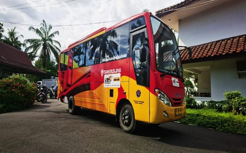 TEMAN BUS Palembang. bisnis/dinda wulandari
