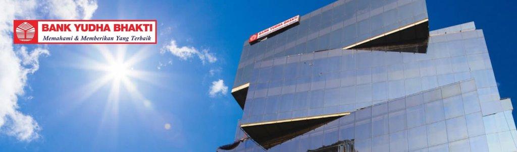 Kantor Pusat Bank Yudha Bhakti.