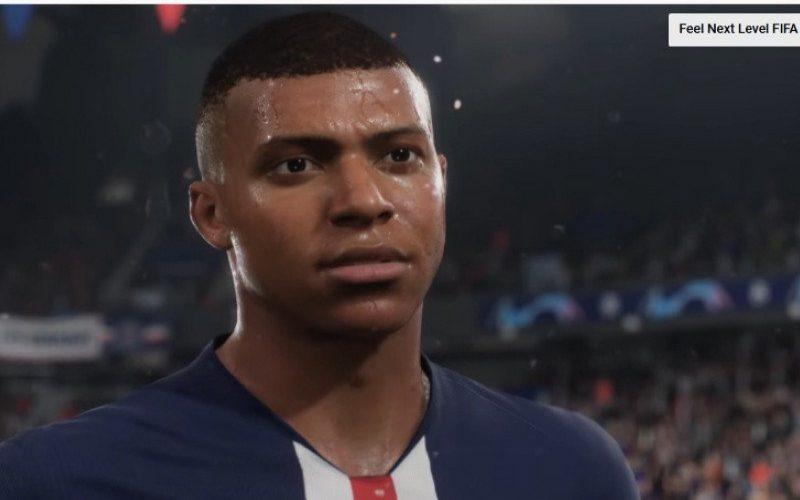 Tangkapan layar permainan FIFA 21 diambil dari video akun resmi EA Sports. (ANTARA/HO/Youtube - EA Sports FIFA)