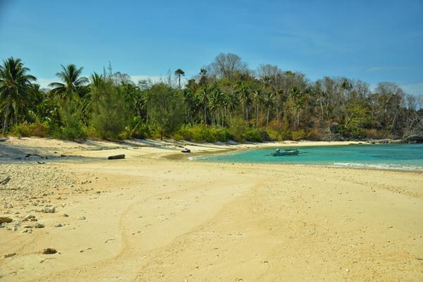 Pulau Huha di Kabupaten Gorontalo Utara - Istimewa