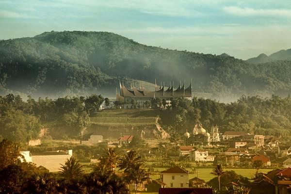 Bukittinggi Sumatra Barat - Indonesia Travel