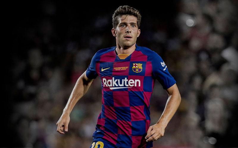 Sergi Roberto - FCBarcelona.com