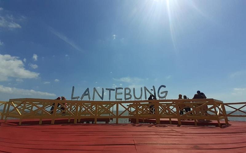 Ekowisata Mangrove Lantebung Makassar - Andini Ristyaningrum.