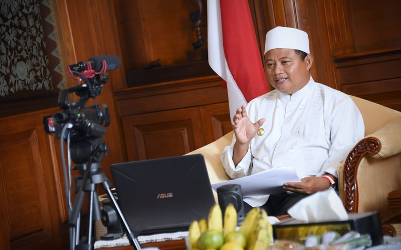 Wagub Jabar Uu Ruzhanul Ulum - Istimewa