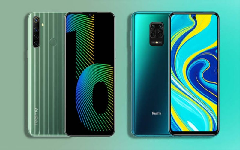 Realme Narzo vs Xiaomi Redmi Note 9