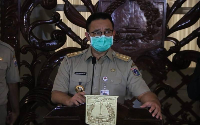 Gubernur DKI Jakarta Anies Baswedan. - Dok. Pemprov DKI