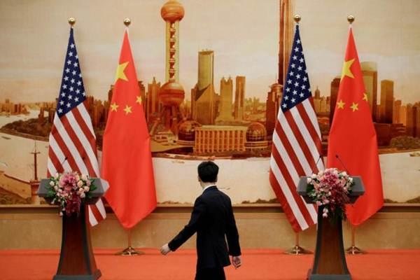 Hubungan antara Amerika Serikat dan China kembali memburuk. AS menyebut empat media sebagai alat propaganda China di dunia. - Reuters