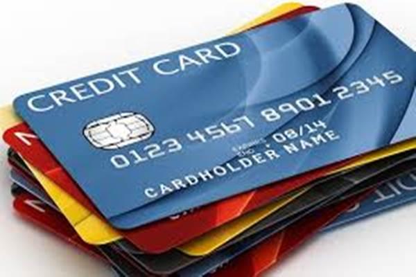 Kartu kredit - ilustrasi