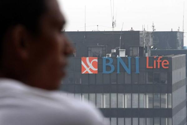 Logo BNI Life - Istimewa