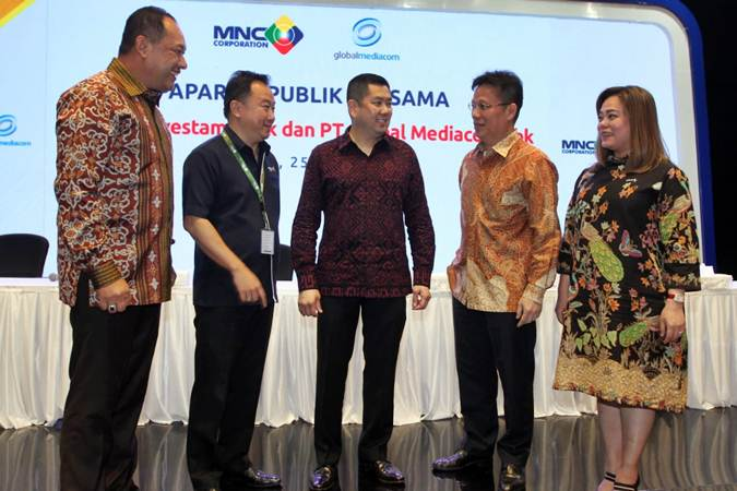 MSKY BMTR MSIN Global Mediacom (BMTR) Jadi Emiten Grup MNC Keempat yang Bakal Private Placement - Market Bisnis.com