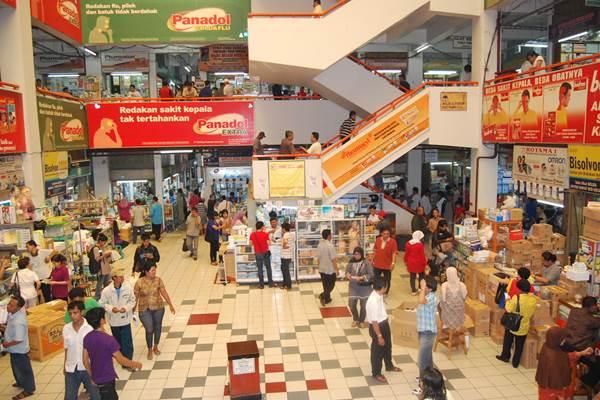 Pasar di Jakarta dikelola PD Pasar Jaya - pdpasarjaya.co.id