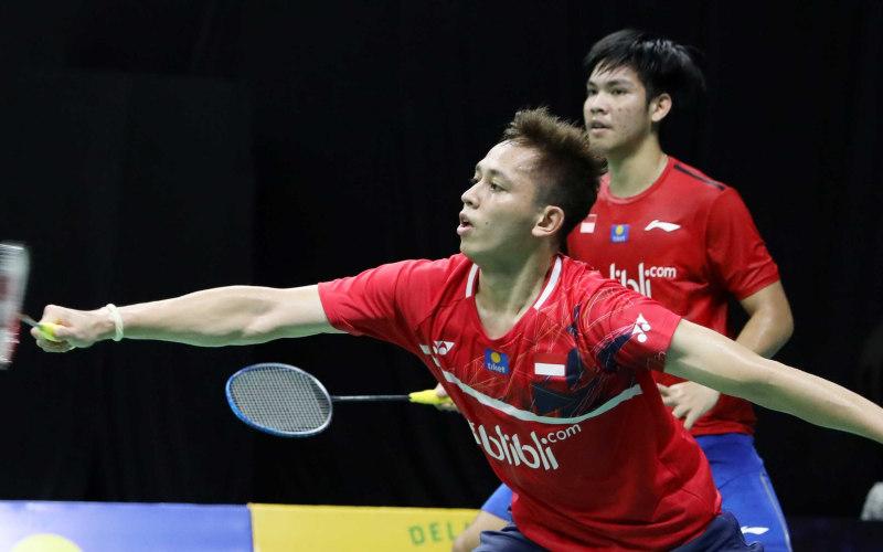 Muhammad Rian Ardianto-Daniel Marthin - Badminton Indonesia