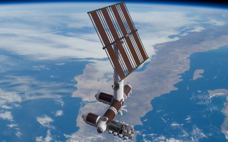 Stasiun Luar Angkasa Axiom - Axiom Space