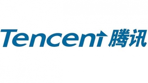 Logo Tencent - Reuters