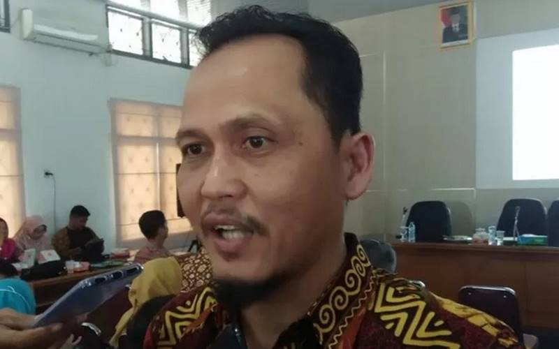 Kepala Dinas Kesehatan Kota Pangkalpinang, Masagus M Hakim. - Antara