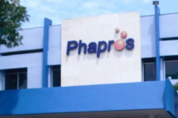 Logo PT Phapros Tbk.  -  Dok. Istimewa